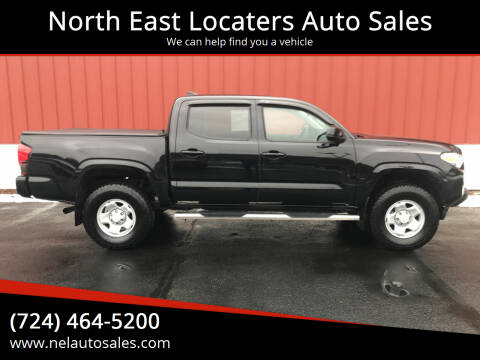 2019 Toyota Tacoma for sale at North East Locaters Auto Sales in Indiana PA