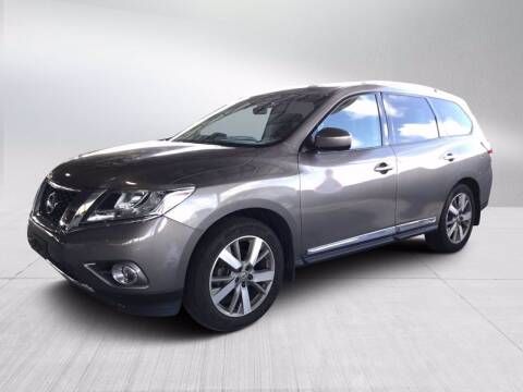 2014 Nissan Pathfinder for sale at Fitzgerald Cadillac & Chevrolet in Frederick MD