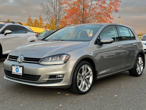 2015 Volkswagen Golf for sale at GO AUTO BROKERS in Bellevue WA