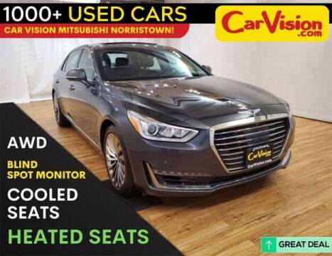 2018 Genesis G90 for sale at Car Vision Buying Center in Norristown PA