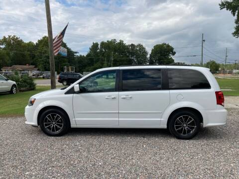 2016 Dodge Grand Caravan for sale at Joye & Company INC, in Augusta GA