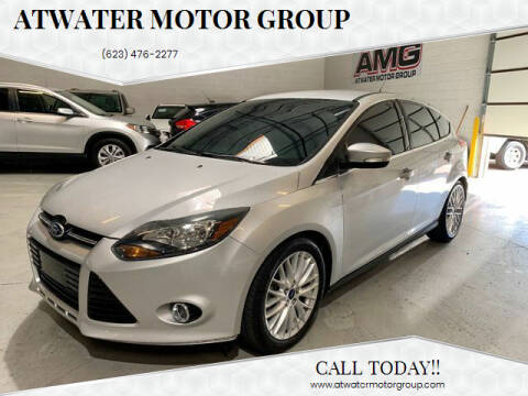 2014 Ford Focus for sale at Atwater Motor Group in Phoenix AZ