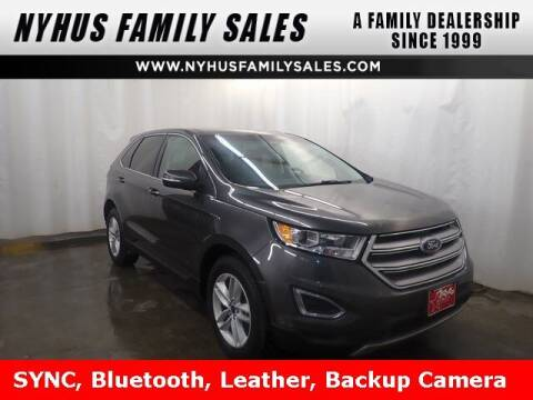 2018 Ford Edge for sale at Nyhus Family Sales in Perham MN