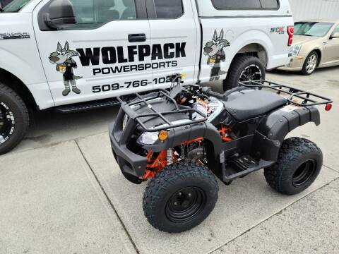2021 Kayo BULL for sale at WolfPack PowerSports in Moses Lake WA
