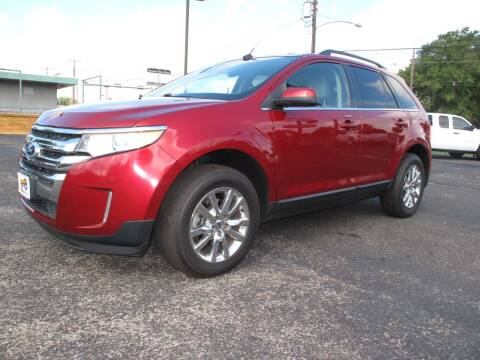 2014 Ford Edge for sale at Brannon Motors Inc in Marshall TX
