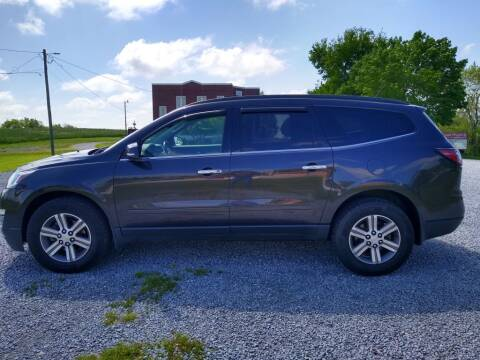 2016 Chevrolet Traverse for sale at Dealz on Wheelz in Ewing KY