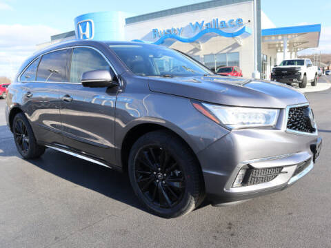 2018 Acura MDX for sale at RUSTY WALLACE HONDA in Knoxville TN