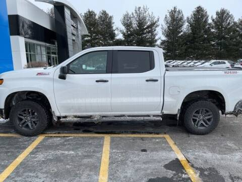 2020 Chevrolet Silverado 1500 for sale at Bob Clapper Automotive, Inc in Janesville WI