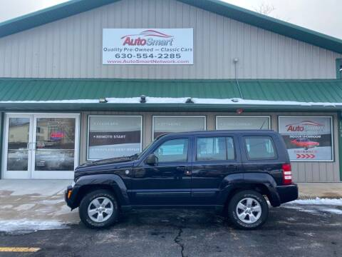 2011 Jeep Liberty for sale at AutoSmart in Oswego IL