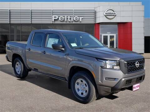 2022 Nissan Frontier for sale at TEX TYLER Autos Cars Trucks SUV Sales in Tyler TX