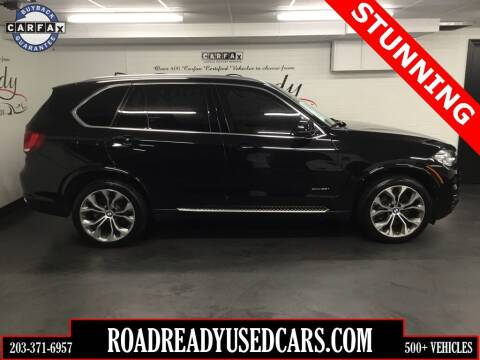 2015 BMW X5 for sale at Road Ready Used Cars in Ansonia CT