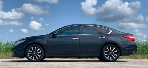 2016 Nissan Altima for sale at Palmer Auto Sales in Rosenberg TX