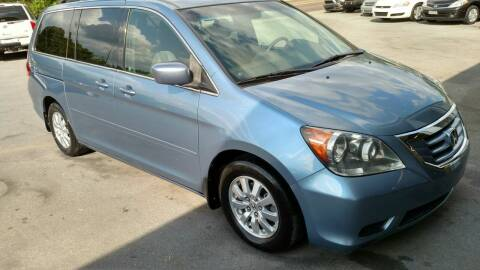 2009 Honda Odyssey for sale at DISCOUNT AUTO SALES in Johnson City TN