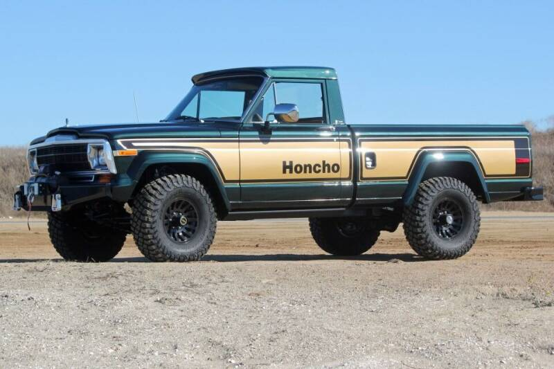 1979 Jeep J-10 Pickup for sale at Precious Metals in San Diego CA