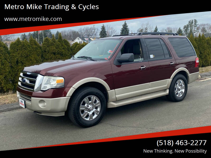 2009 Ford Expedition for sale at Metro Mike Trading & Cycles in Albany NY