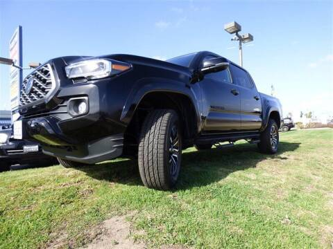 2021 Toyota Tacoma for sale at National Motors in San Diego CA