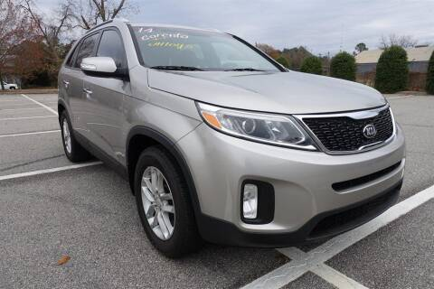 2014 Kia Sorento for sale at Womack Auto Sales in Statesboro GA