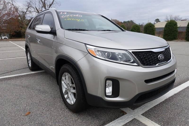 2014 Kia Sorento for sale at Womack Auto Sales in Statesboro GA