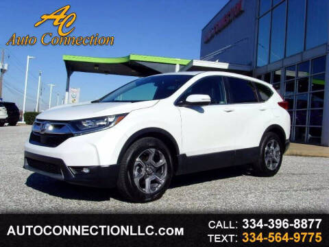2019 Honda CR-V for sale at AUTO CONNECTION LLC in Montgomery AL