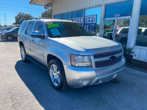 2014 Chevrolet Tahoe for sale at Lee Auto Group Tampa in Tampa FL