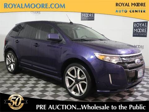 2011 Ford Edge for sale at Royal Moore Custom Finance in Hillsboro OR