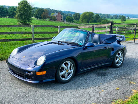 1995 Porsche 911 Carrera for sale at AIC Auto Sales in Quarryville PA