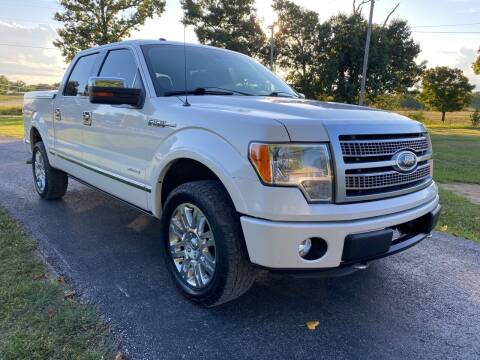 2011 Ford F-150 for sale at Champion Motorcars in Springdale AR