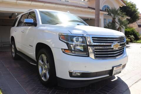 2015 Chevrolet Tahoe for sale at Newport Motor Cars llc in Costa Mesa CA