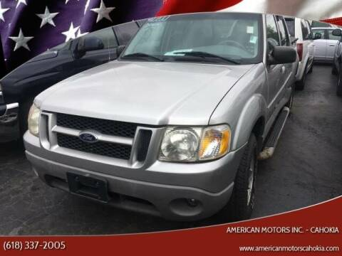 2003 Ford Explorer Sport Trac for sale at American Motors Inc. - Cahokia in Cahokia IL