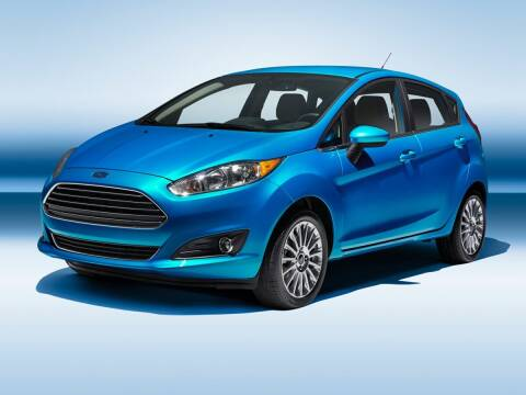 2014 Ford Fiesta for sale at Hi-Lo Auto Sales in Frederick MD