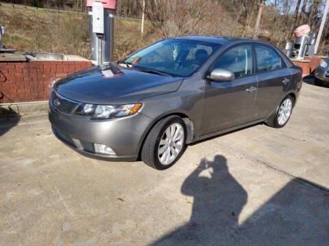 2012 Kia Forte for sale at A&Q Auto Sales in Gainesville GA