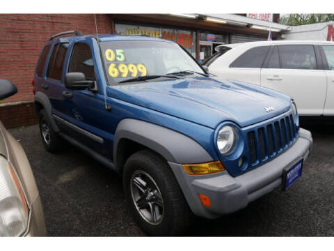 2005 Jeep Liberty for sale at MICHAEL ANTHONY AUTO SALES in Plainfield NJ