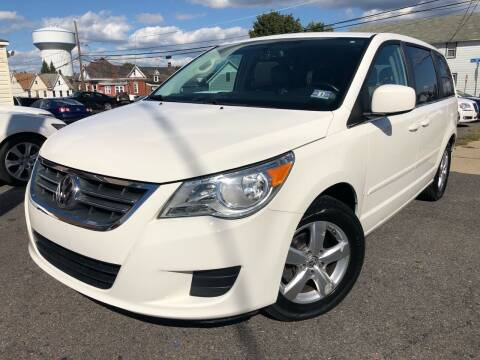 2010 Volkswagen Routan for sale at Majestic Auto Trade in Easton PA