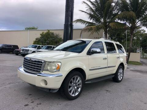 2007 Chrysler Aspen for sale at Florida Cool Cars in Fort Lauderdale FL