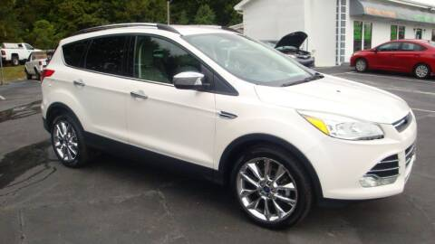 2016 Ford Escape for sale at Glory Motors in Rock Hill SC