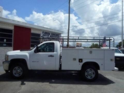 2012 Chevrolet Silverado 2500HD for sale at Florida Suncoast Auto Brokers in Palm Harbor FL