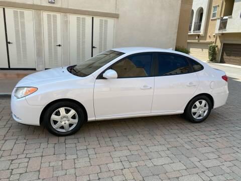 2009 Hyundai Elantra for sale at California Motor Cars in Covina CA