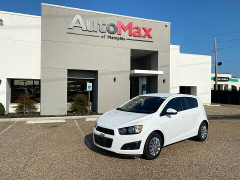 2016 Chevrolet Sonic for sale at AutoMax of Memphis - Nate Palmer in Memphis TN