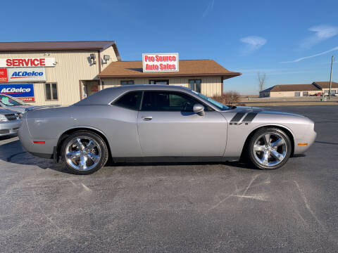 2014 Dodge Challenger for sale at Pro Source Auto Sales in Otterbein IN