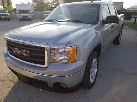 2008 GMC Sierra 1500 for sale at Key City Motors in Abilene TX