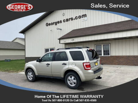 2012 Ford Escape for sale at GEORGE'S CARS.COM INC in Waseca MN