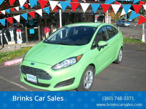 2014 Ford Fiesta for sale at Brinks Car Sales in Chehalis WA