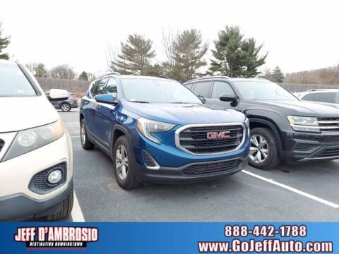 2020 GMC Terrain for sale at Jeff D'Ambrosio Auto Group in Downingtown PA