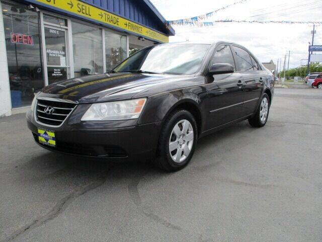 2009 Hyundai Sonata for sale at Affordable Auto Rental & Sales in Spokane Valley WA