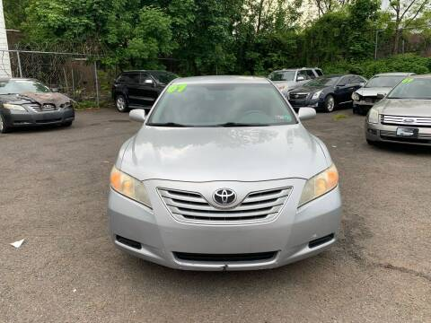 2007 Toyota Camry for sale at 77 Auto Mall in Newark NJ
