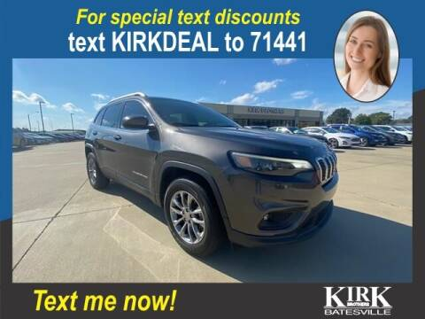 2019 Jeep Cherokee for sale at Kirk Brothers Batesville in Batesville MS