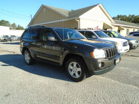 2006 Jeep Grand Cherokee for sale at Ridetime Auto in Suffolk VA