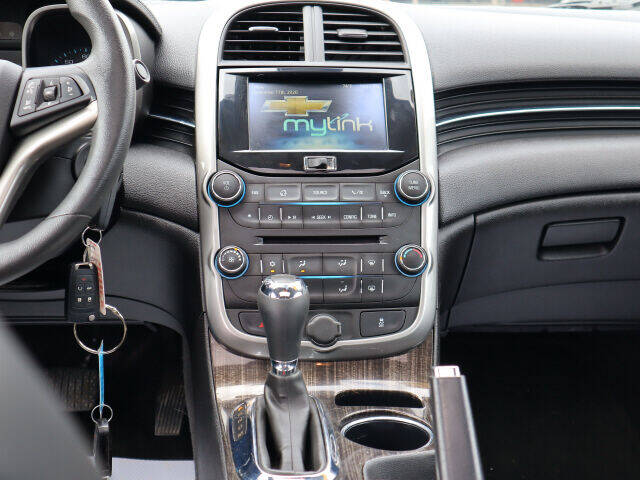 2016 Chevrolet Malibu Limited LT 4dr Sedan - Pittsburgh PA