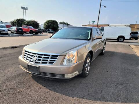 2006 Cadillac DTS for sale at Image Auto Sales in Dallas TX