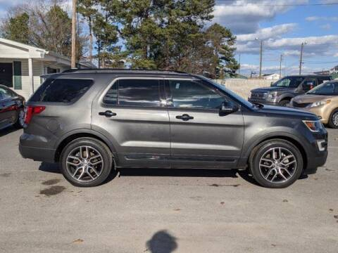 2017 Ford Explorer for sale at Best Used Cars Inc in Mount Olive NC